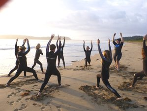 4 Days Women's Surfing and Yoga Retreat in Broulee