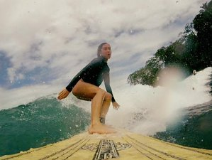 5 Days Tropical Waves Surf Trip Camp and Adventure Tour in Puerto Viejo, Costa Rica