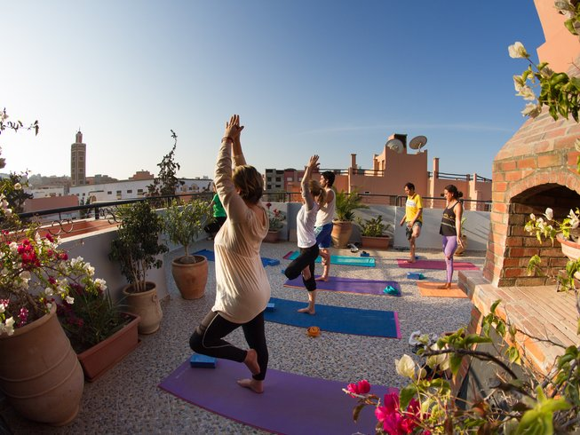 14 Days Excellent Yoga, Surfing, and Good People in Morocco