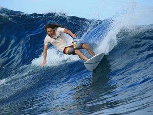 13 Dagen op een Surf Charter in Padang, Sumatra
