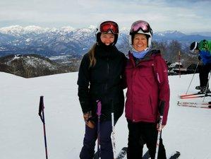 8 Tage Ski Abenteuer und Yoga Retreat in Hakuba, Nagano