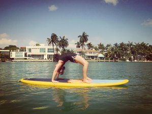 4 Day Adventure SUP and Yoga Retreat in Florida Keys, USA