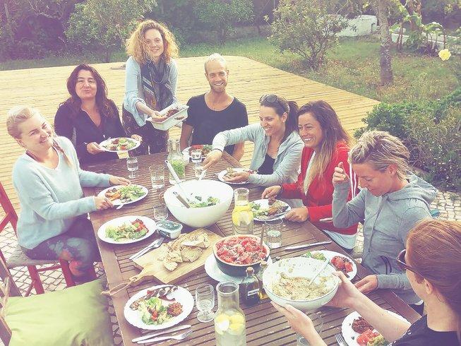 7 Days Meditation and Yoga Retreat in Algarve, Portugal