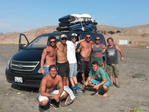 7 Days Surf Trip in Chicama, Peru