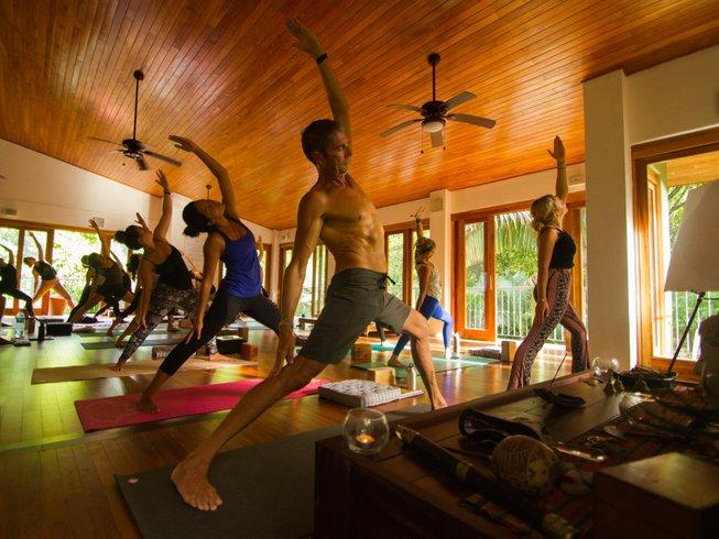 21 Days 200-Hour Yoga Teacher Training in Nosara, Costa Rica