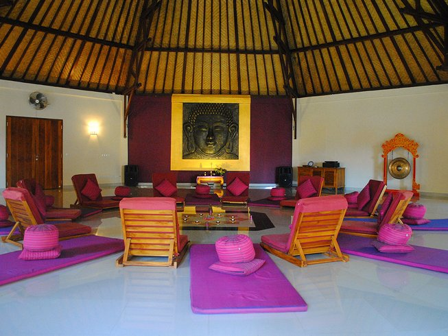 9 Days Tantric Holiday and Yoga Retreat in Bali, Indonesia
