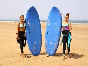 7 Days Full Surf Camp in Sidi Kaouki in Morocco