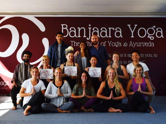14 Days 100 Hours Vinyasa and Primary Series Yoga TTC in Dharamsala