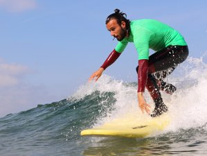 5 Day Adult Surf Camp in Suances, Cantabria