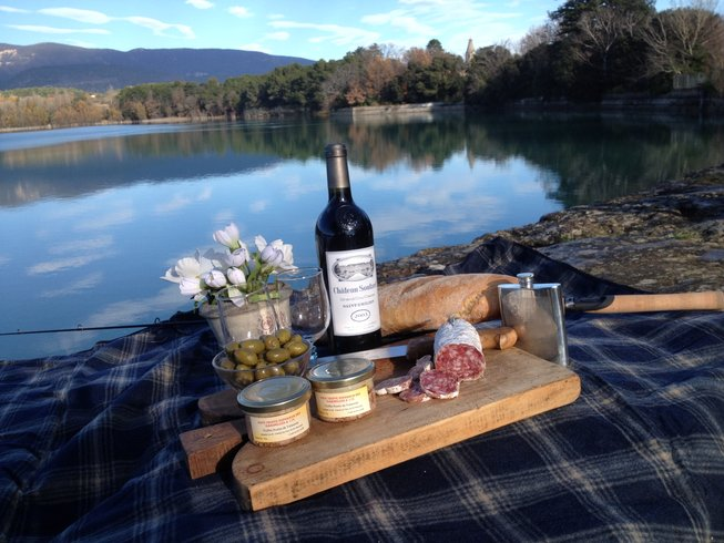 2 Days Fishing and Foodie Holidays in Provence
