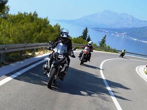 11 Day Best of Greece Guided BMW Motorcycle Tour