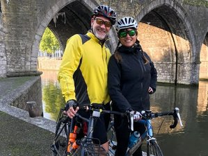 8 Days Bike and Boat Tour from Paris to Reims, France