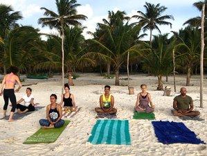 5 Tage Ayurveda, Pflanzenmedizin und Yoga Retreat in Tulum, Mexiko