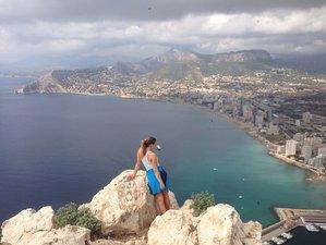 5-Daagse Privé Yoga Wandel Retreat Vuur & Liefde met Judith in Spanje