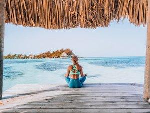 6 Tage Entdecken Sie die Sehnsucht im Paradies, Meditation und Yoga Urlaub auf Thatch Caye, Belize