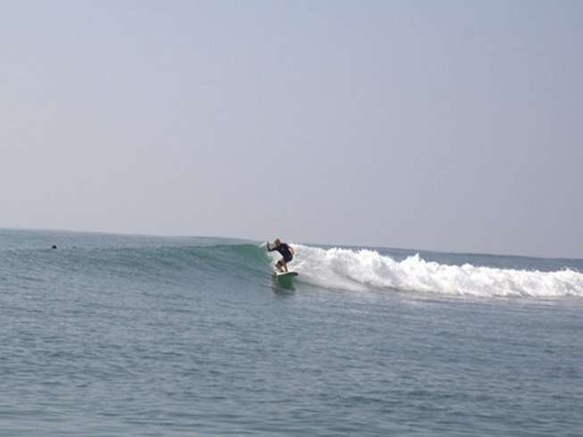 8 Days Intensive Guided Surf Camp in Pelena, Weligama, Sri Lanka