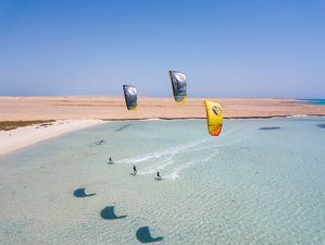 7 Days Unique Kitesurfing Experience in El Gouna, Egypt