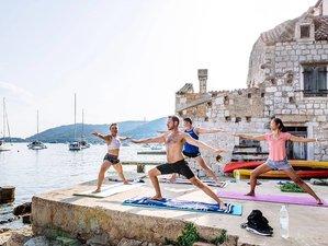 8 Days Yoga and Caribbean Sailing Holiday on British Virgin Island