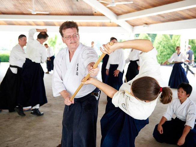 1 Week Aikido Summer Camp in New Jersey, USA