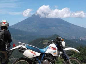 5 Day Beach and Lake Atitlan Motorcycle Tour in Guatemala