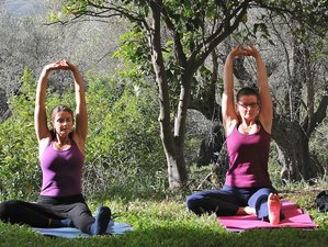 10 Days High Vibrational Raw Food, Meditation & Yoga Retreat Andalucia, Spain