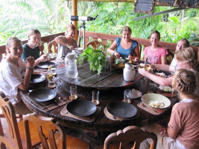 yoga voluntarism in Thailand