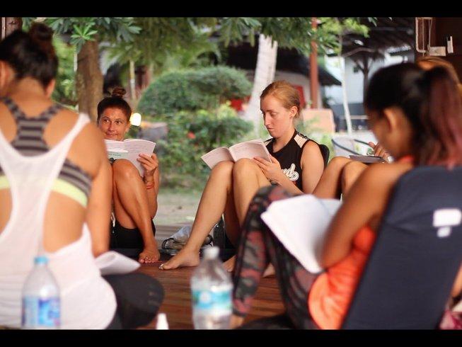 12 Tage Meditation und Yoga Urlaub im Paradies in Surat Thani, Thailand