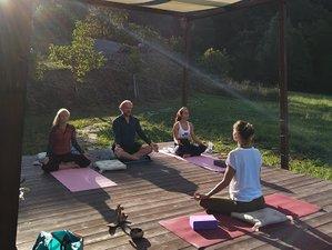 4 Day Organic Agriturismo with Yoga and Pranayama in Liguria, Province of La Spezia
