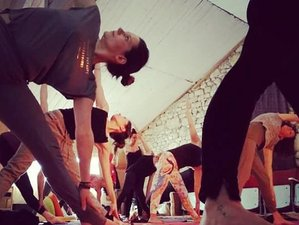 Week-end de yoga et detox en Provence, France