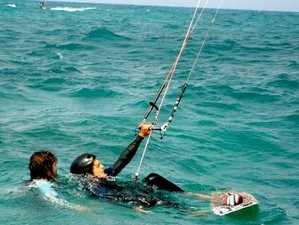22 Days Spanish and Kitesurfing Camp in Corralejo, Spain