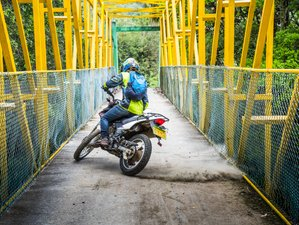 4 Day Guided Off-Road Motorcycle Tour along the Caribbean Coast of Colombia