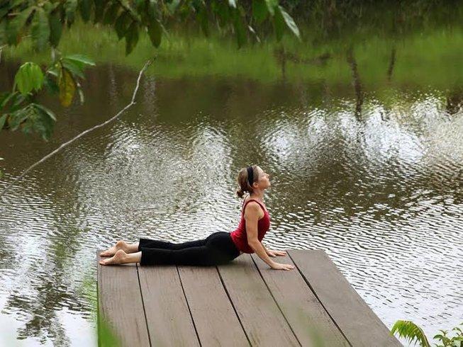 8 días retiro de yoga y detox en el Amazonas de Tarapoto, Perú