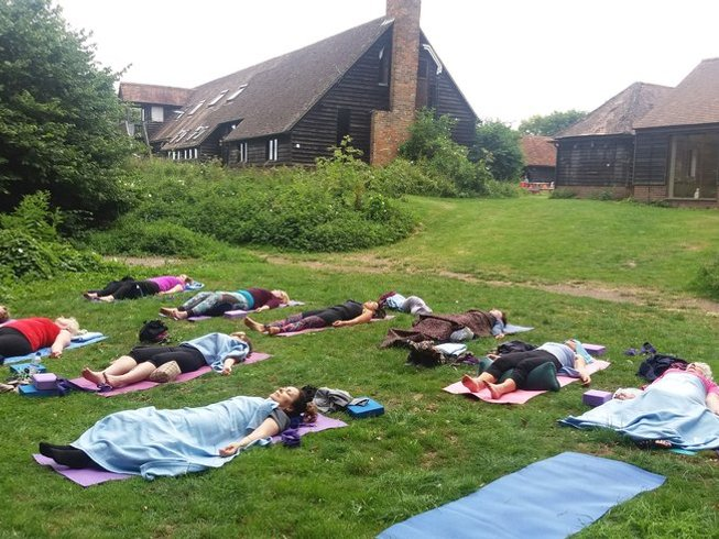 3 Days Spring Meditation and Yoga Retreat England, UK