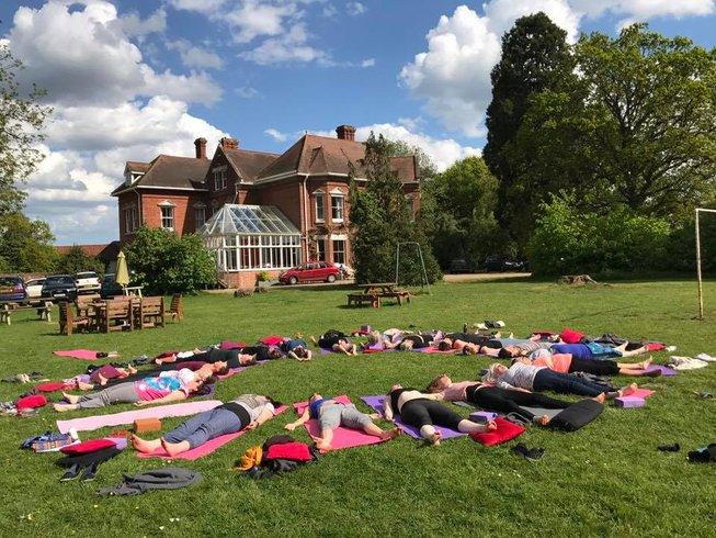 3-Daagse Weekend Yoga Retreat in Suffolk, Verenigd Koninkrijk