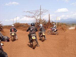 16 Day Adventurous Guided Motorcycle Tour in Kenya and Tanzania