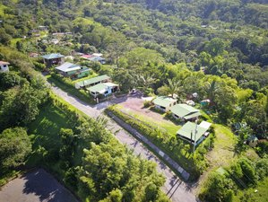 14 Day Rainforest Paradise Yoga Retreat in El Castilo, Alajuela