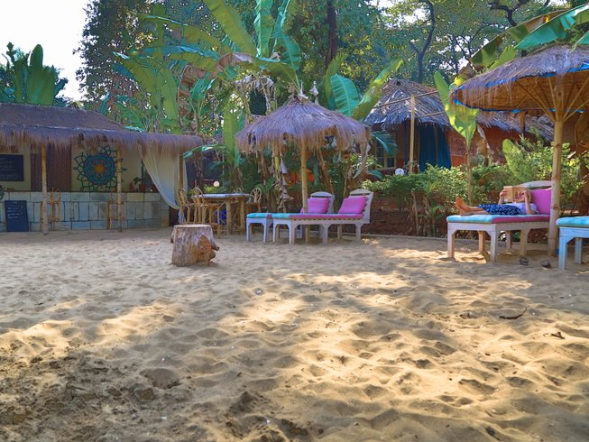 7 Days Rejuvenating Meditation and Yoga Holiday in Goa, India