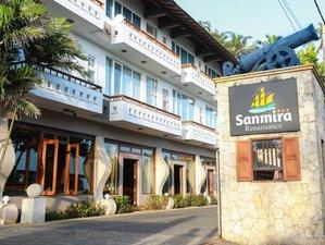 Sanmira Renaissance Hotel - Surffreundlicher Ort in Unawatuna