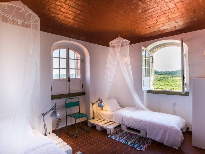 4 Days Iyengar Yoga Retreat in Columbeira, Portugal