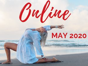 4 Wochen 200-Stunden Yogalehrer Ausbildung mit Lebenslangem Zugang und Privatem Coaching