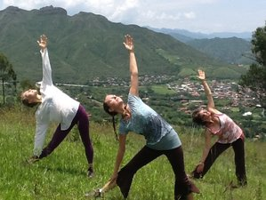 15 Days Healthy Cuisine and Yoga Retreat in Vilcabamba, Ecuador