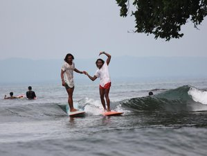 7 Days Beginner or intermediate Surf Camp in Bali, Indonesia