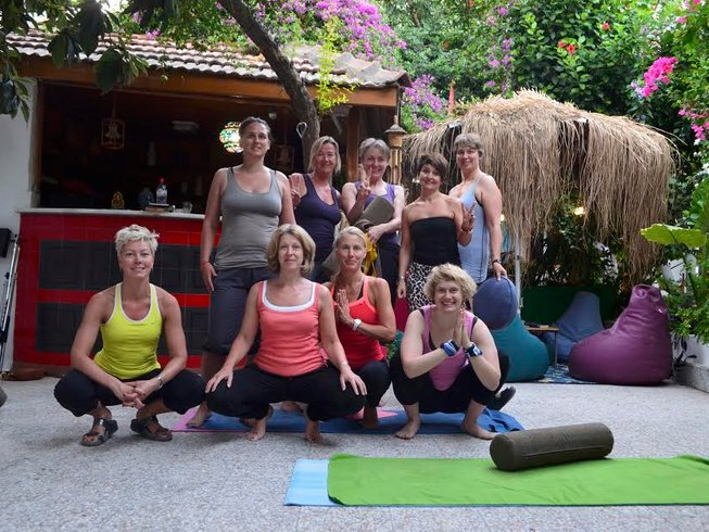 8 Days Yoga and Beach Holiday in Turkey