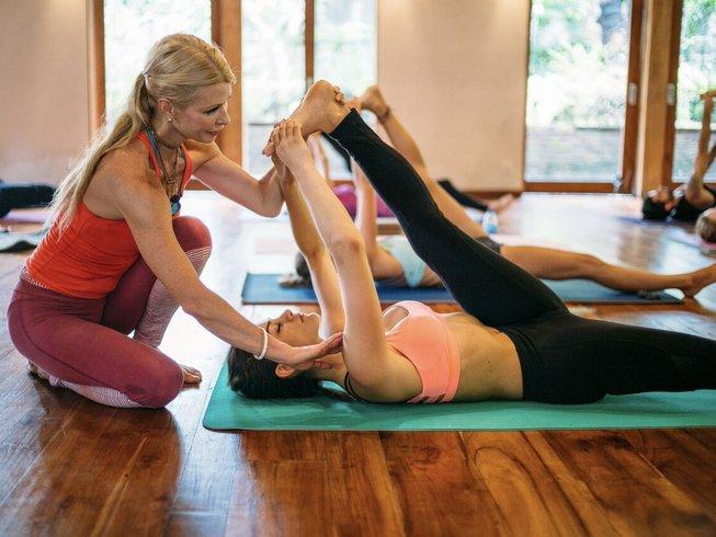 22 Days 200-Hour Vinyasa and Inversion yoga Teacher Training in Peru