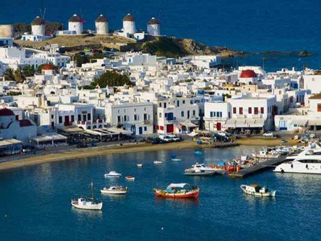 7 Days Holistic Meditation and Yoga Retreat in Mykonos, Greece