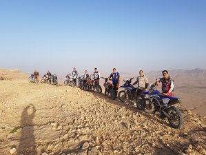 7 Day Cross Israel Guided Enduro Tour to Biblical Land