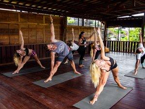 4 Tage Yoga und Surf Urlaub in Canggu, Bali