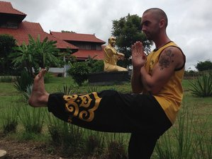 15 Days Qigong, Meditation, and Internal Kung Fu Training in Pai, Thailand