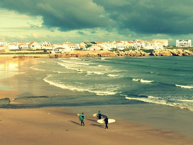 3 Days Weekend Surfcamp Portugal