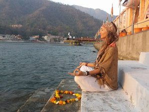 13 Days Yoga Detox and Restore Panchakarma Retreat in Rishikesh, India
